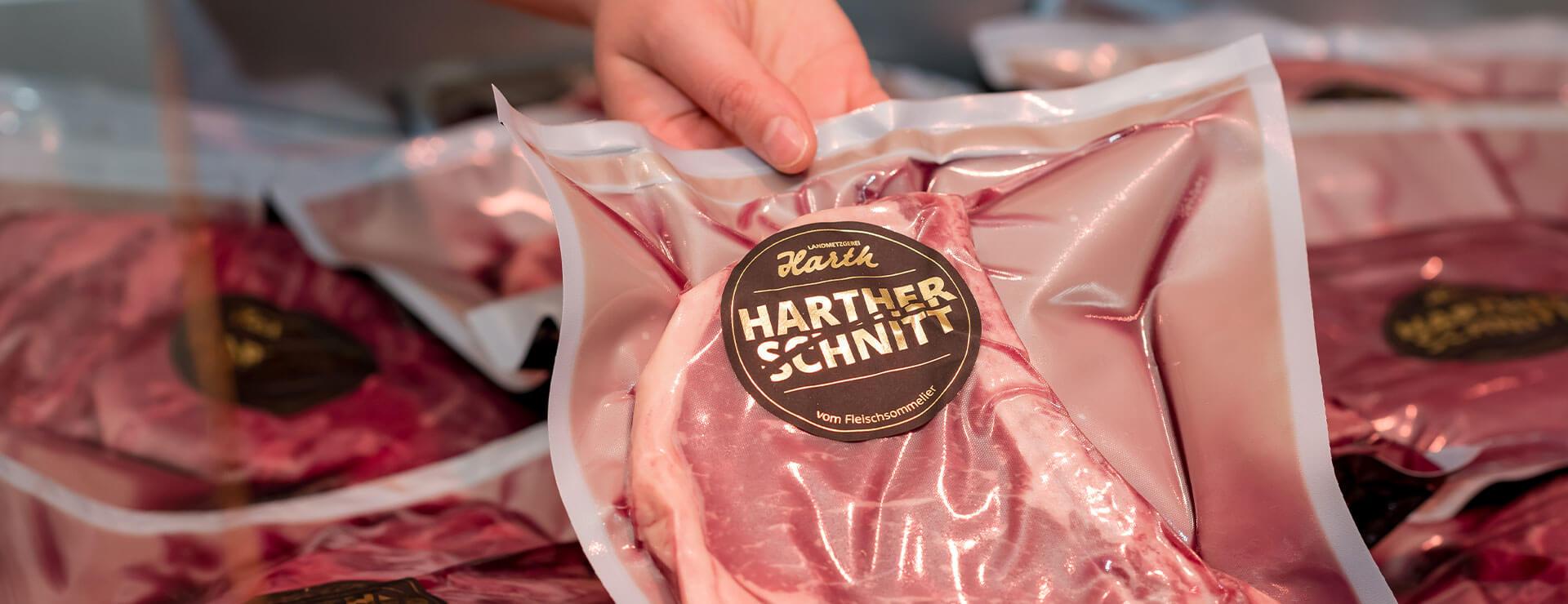 Headerbild Harther Schnitt | Metzgerei Harth